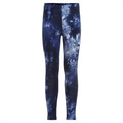 The New leggings - blå/batik