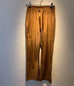 HOUND Velour PANTS BROWN BLØD BUKS