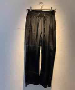 HOUND Velour PANTS BLACK
