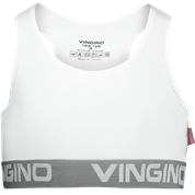 VINGINO RACERBACK TOP WHITE  T