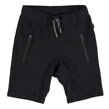 Molo Ashtonshorts Sort Shorts