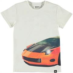 MOLO TSHIRT RAVEN PATCHWORK CAR BIG