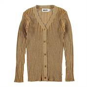 MOLO CARDIGAN Genie Autumn Leaf