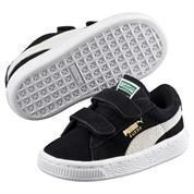 PUMA SUEDE BLACK WHITE 356274