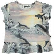 Molo Ebba Dolphin Sunset T-Shirt