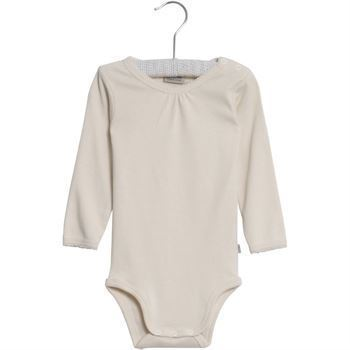 WHEAT BODY FRILLS LS TURTLEDOV