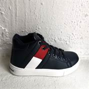 TOMMY HILFIGER SKO HIGH TOP LACE-UP SNEAKER