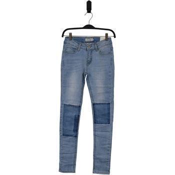 73b28caf7b1 Hound Lace Jeans Med Knæ Patch Bukser Pige hos MillePerCille >