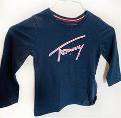 TOMMY HILFIGER BLUSE SIGNATURE