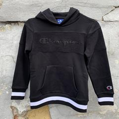 CHAMPION HOODY SWEATSHIRT SORT