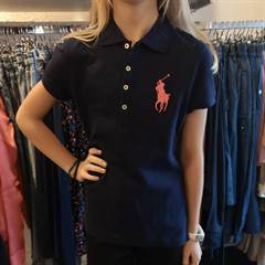 RALPH LAUREN POLO NAVY T-SHIRT