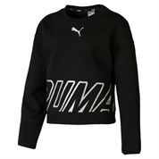 Puma Trøje Sweater Sort Alpha Crew