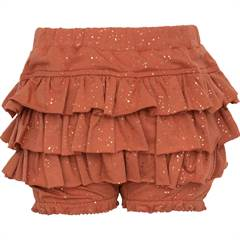 LITTLE WONDERS SHORTS Athena flæse bloomers autumnal glitter