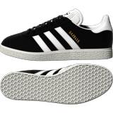 "Adidas sneakers ""Gazelle"" - sort/ruskind"