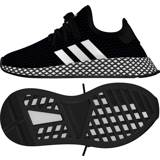 Adidas sneakers i sort mesh str. 28-35