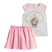 Adidas T-Shirt Shorts I Animal Set