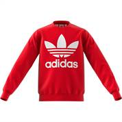 ADIDAS BLUSE TREFOIL RED LANG