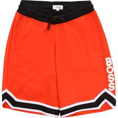 "Hugo Boss shorts ""Bermuda"" i rød"