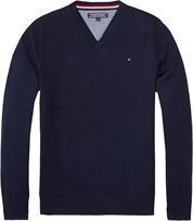 TOMMY HILFIGER VN SWEATER BLUE