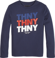 Tommy Hilfiger Bluse Thny Grap