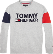 TOMMY HILFIGER SWEATER COLORBL