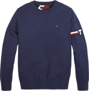 TOMMY HILFIGER BLUSE SWEATER