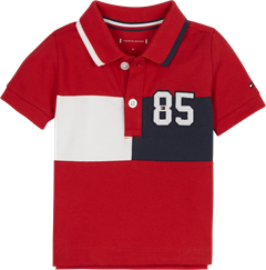 TOMMY HILFIGER POLO - COLORBLOCK POLO