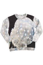 POPUPSHOP LOOSE SWEAT JELLYFIS