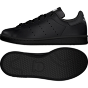 Adidas Stan Smith synt. læder sneakers / sko i sort