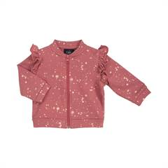 SOFIE SCHNOOR Bomber jacket Old rose