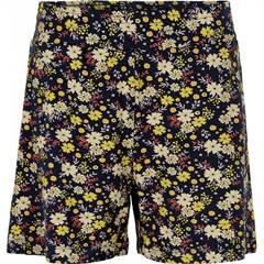 "The New shorts med blomster ""Orchid"""