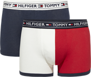 TOMMY HILFIGER 2P TRUNK COLORB