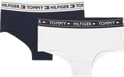 TOMMY HILFIGER GIRL 2P SHORTY
