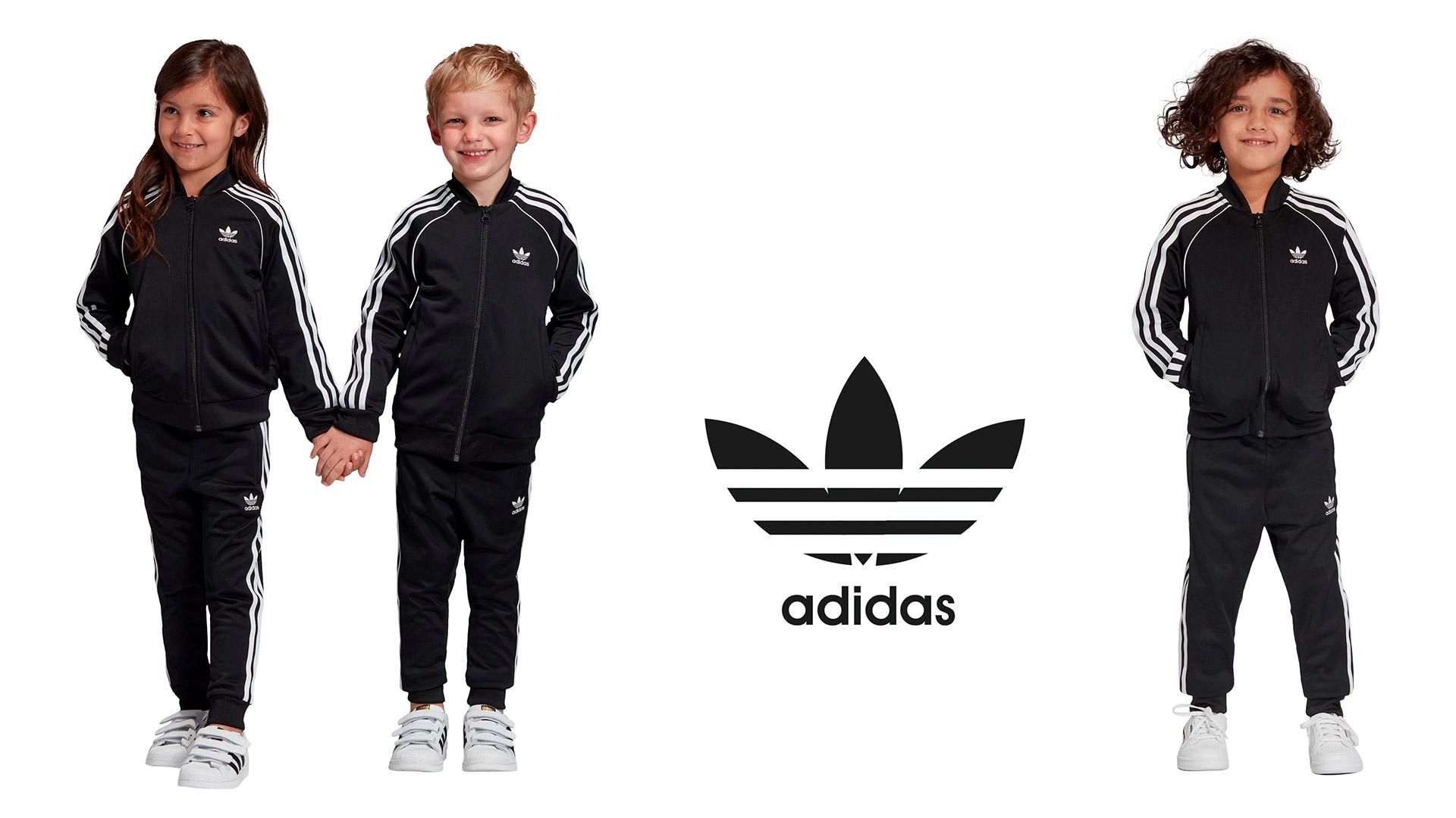 Adidas børnetøj