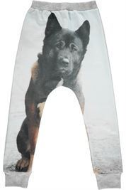 POPUPSHOP BAGGY LEGGINGS DOG