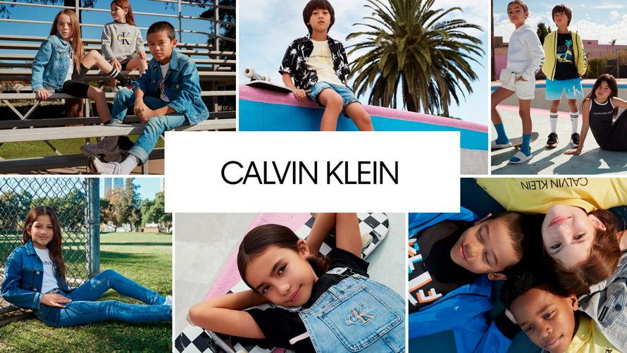 Calvin Klein børnetøj