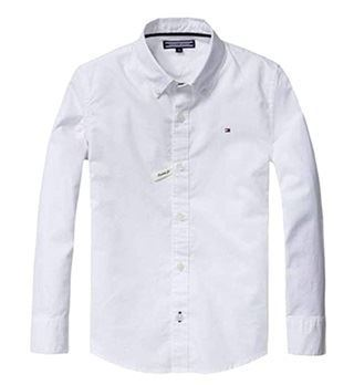 TOMMY HILFIGER SOLID OXFORD
