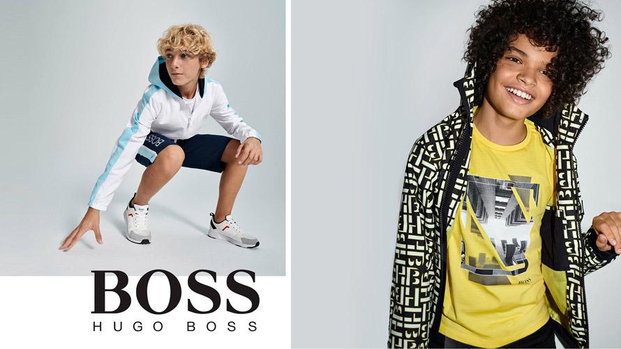 Hugo Boss børnetøj