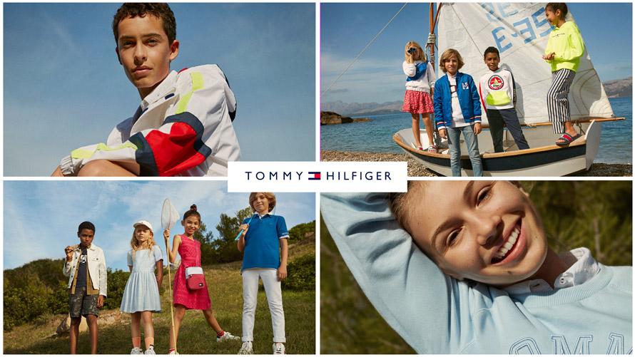 Tommy Hilfiger børnetøj